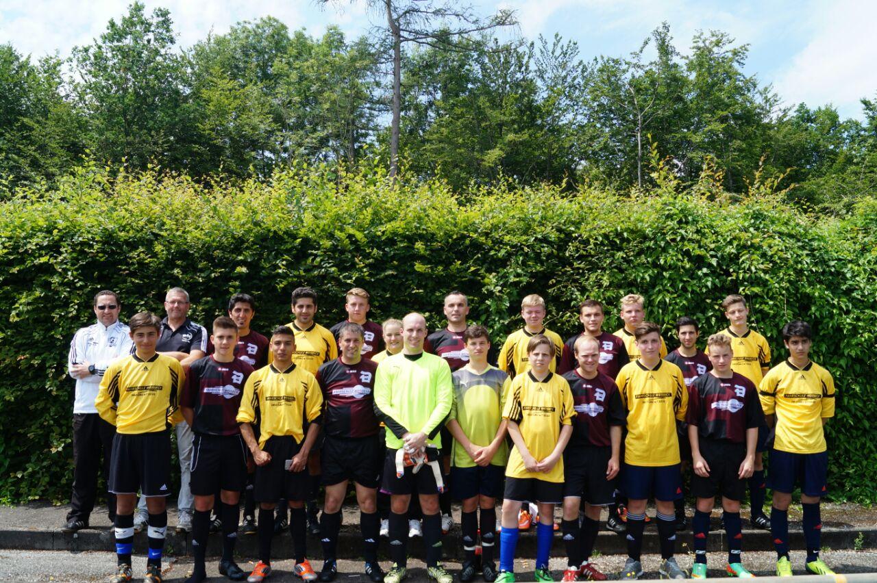 Schiedsrichtermannschaften 2015